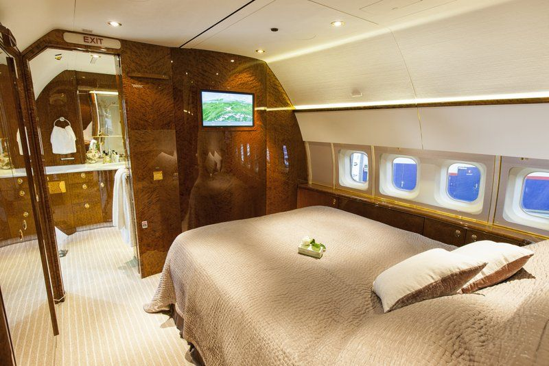 Bon Private Jet With Shower And Bedroom   Google Search