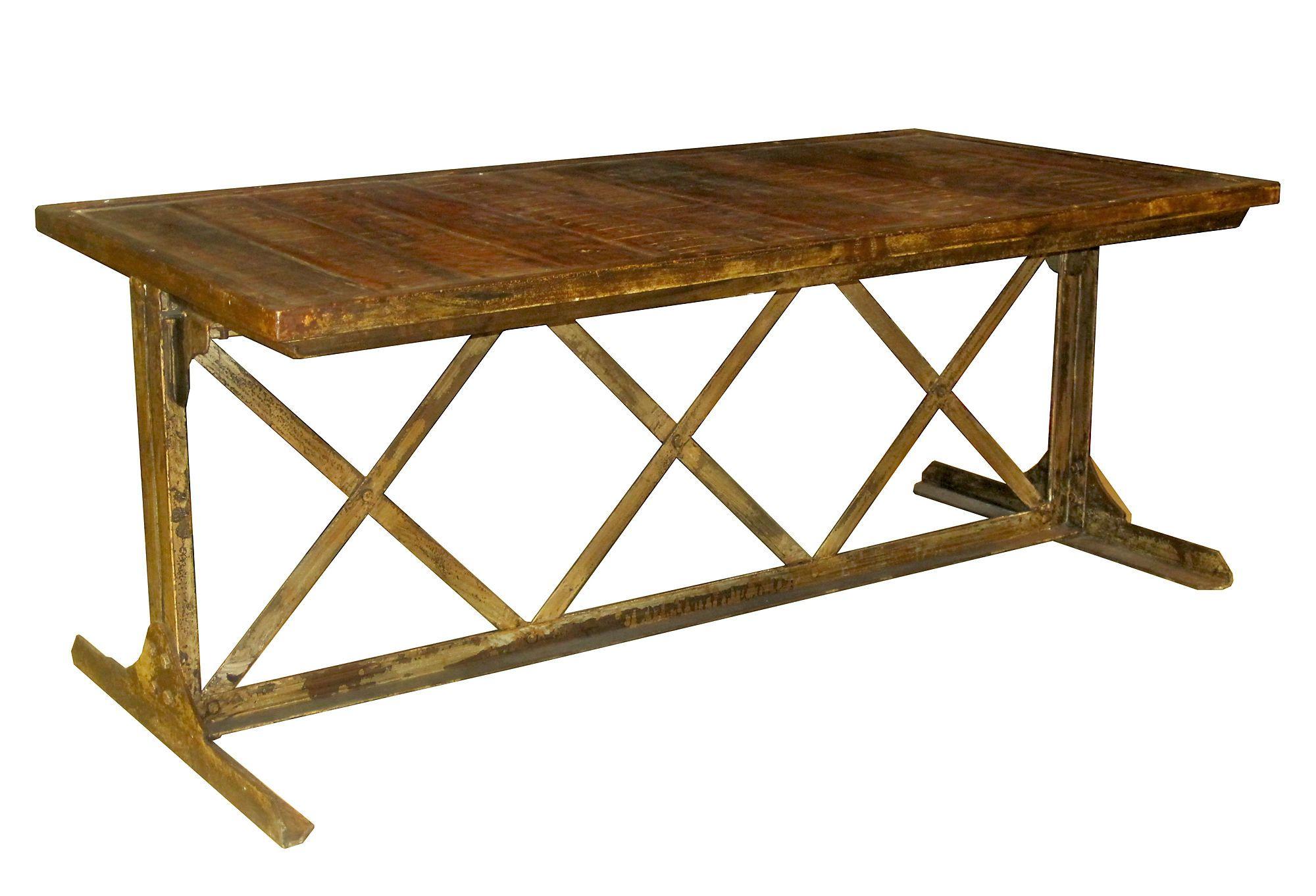 One Kings Lane Furniture For All Gunner Coffee Table Furniture Pinterest Lane