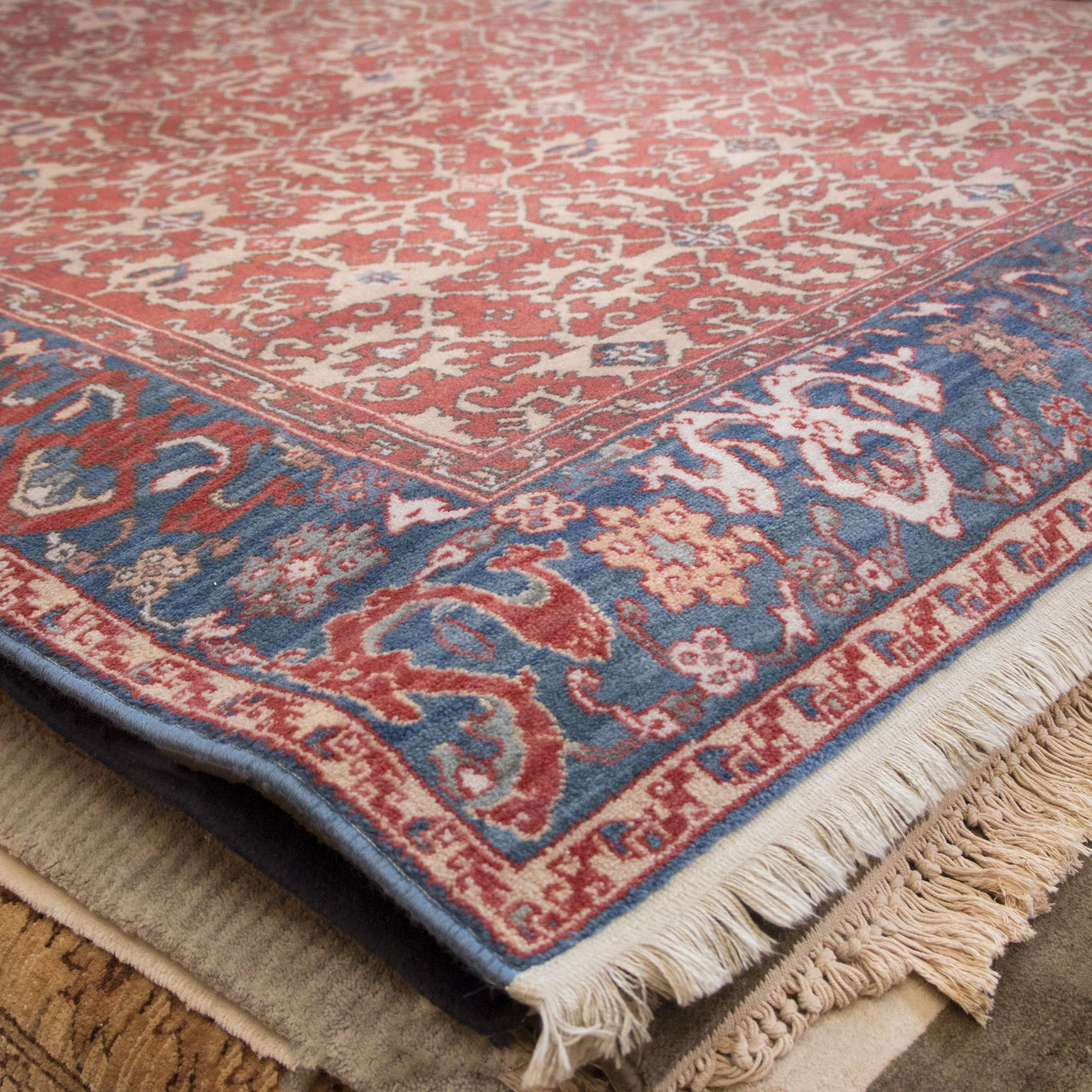Karastan Williamsburg Ushak Area Rug In