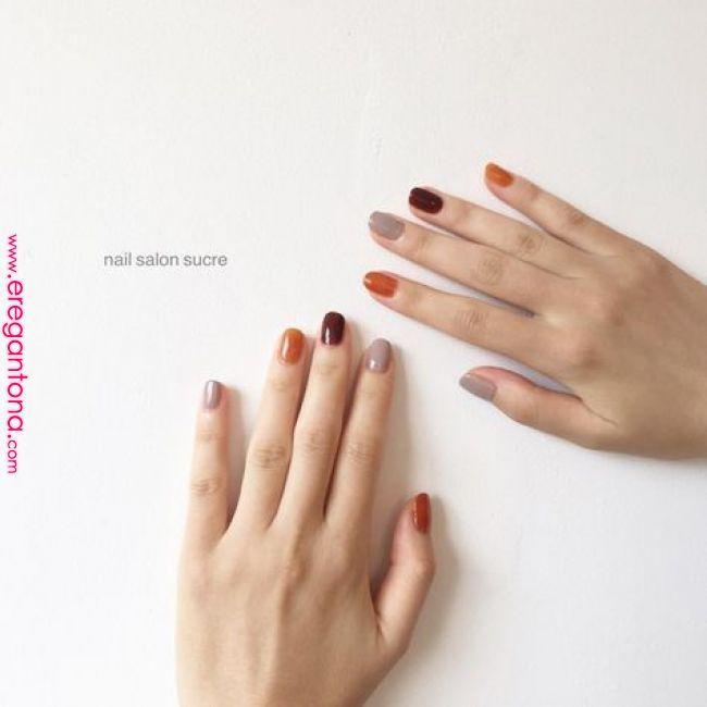 Мир должен знать, какого цвета мои ногти #koreannailart