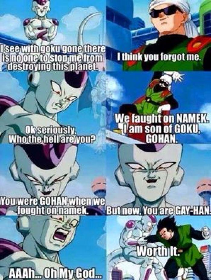 Final Form Meme Origins