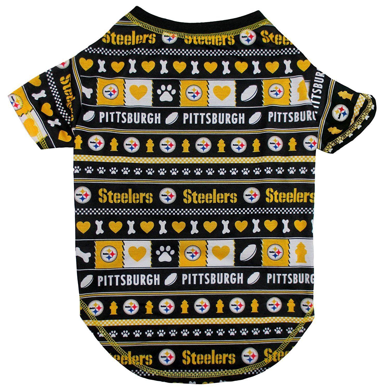 62ebc591b NFL Pittsburgh Steelers Pet Ugly Tee Shirt