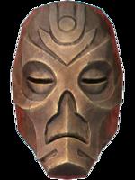 Volsung Mask Dragoes Mascara Rpg
