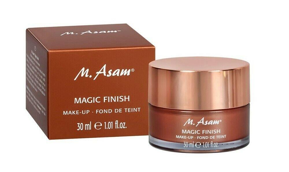 M Asam Magic Finish Makeup Mousse Covers Extended Pores Wrinkles Redness Foundat Redness Mousse Skin Shine
