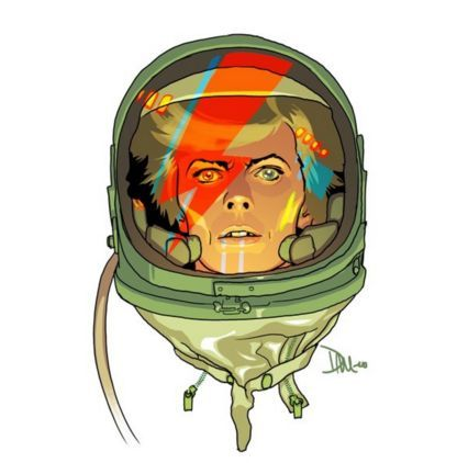 FAREWELL, STARMAN: ARTISTS PAY TRIBUTE TO DAVID BOWIE: