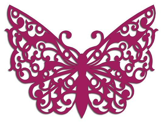 Free butterfly cutting file Free cutting Files for Silhouette