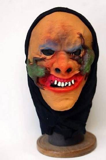 Mascara de terror m scaras de terror pinterest masking - Mascaras de terror ...