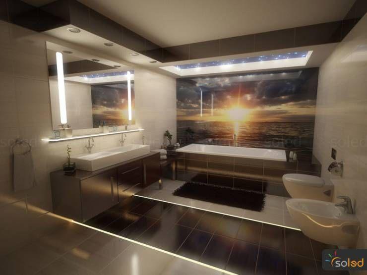 Badkamer Plafond Ideeen : Plafond verlichting in de badkamer huisinrichting