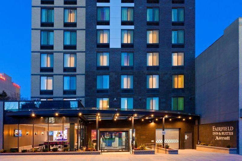 Book Fairfield Inn Suites New York Long Island City Queensboro Bridge