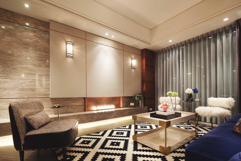 Luxurious Apartment by Studio Oj Luxurious Apartment