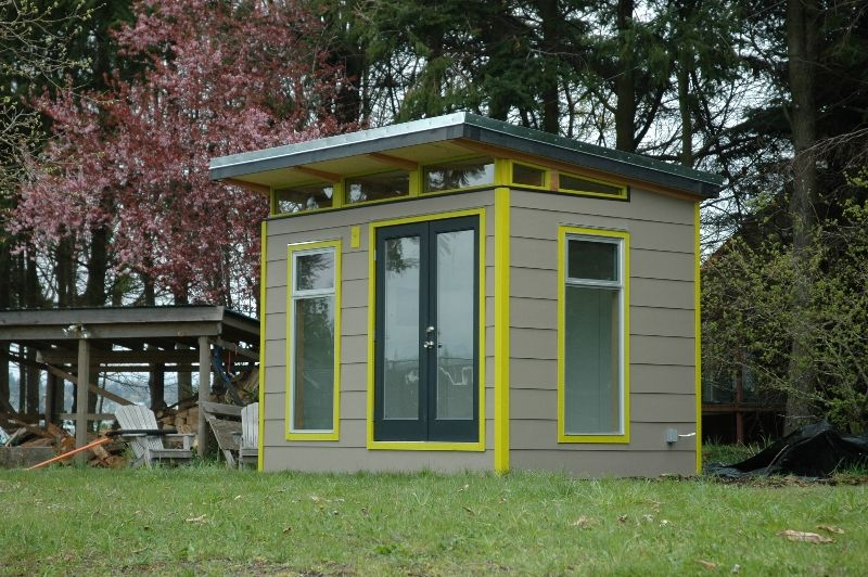 Garden Sheds Vancouver metro vancouver modern-shed special | westcoast outbuildings