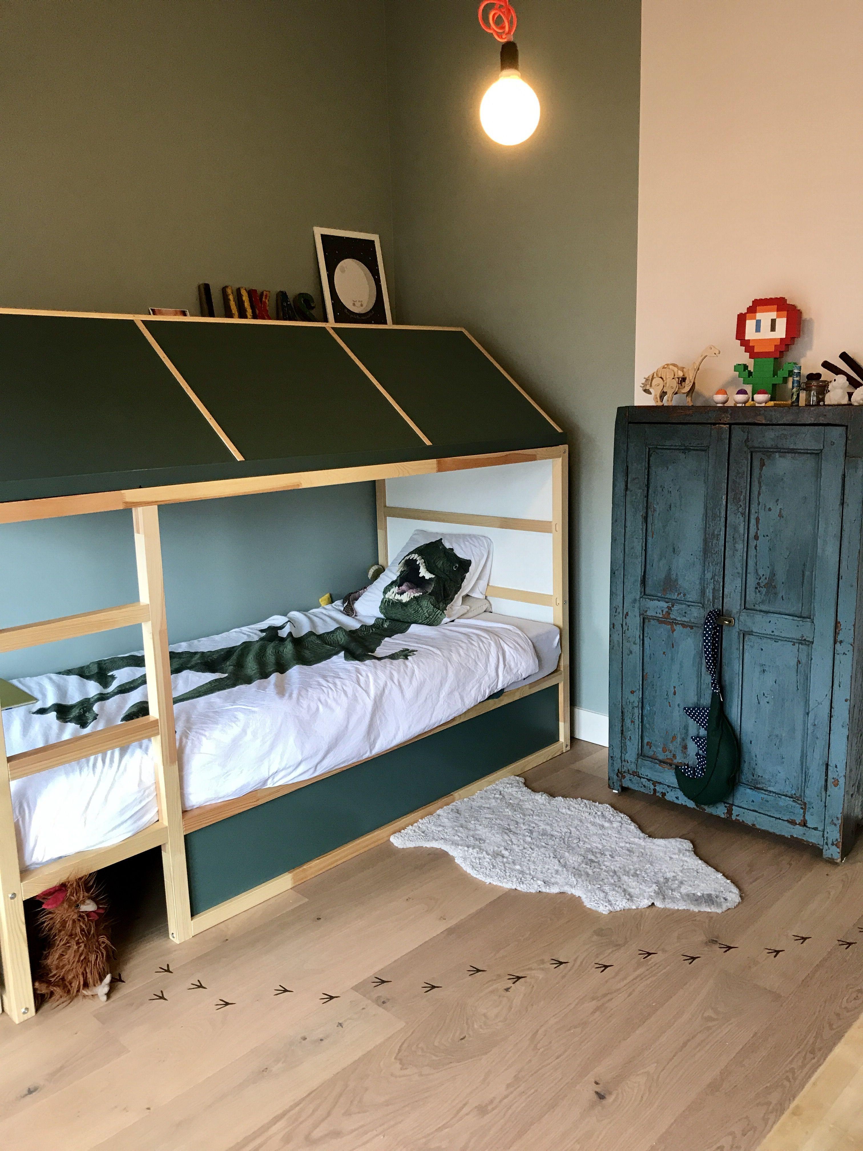 Ikea kura hack kippenhok bed For the Home Pinterest