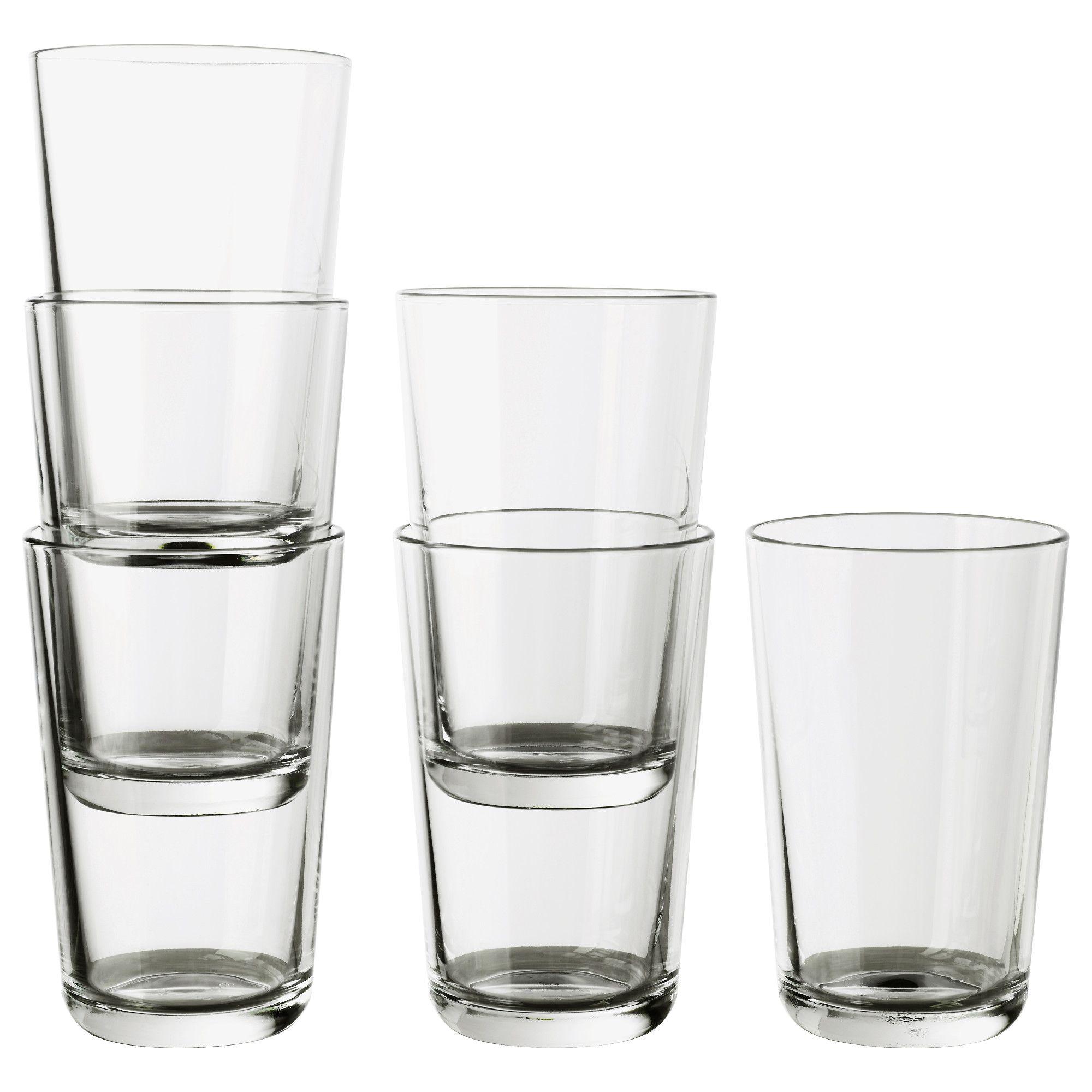 IKEA 365+ Glas, Klarglas | Kalte getränke, Haltbar und Schlicht