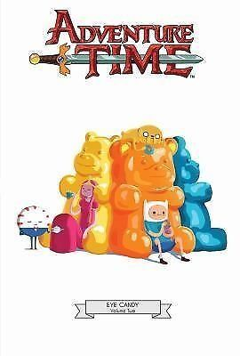 awesome Adventure Time Adventure Time Eye Candy Vol. 2 2 (2015 Hardcover) - For Sale View more at http://shipperscentral.com/wp/product/adventure-time-adventure-time-eye-candy-vol-2-2-2015-hardcover-for-sale/