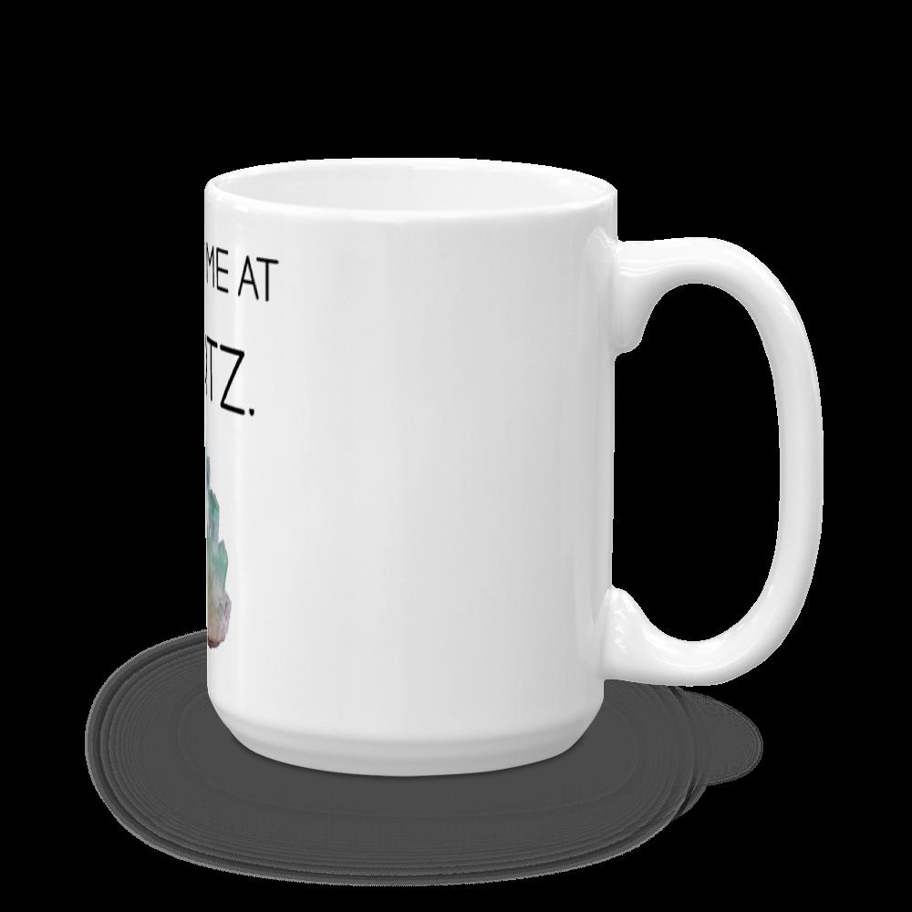 Quartz Lovers Mug