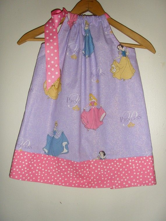 coupon is buddyboy2 disney princess pillowcase dress available in