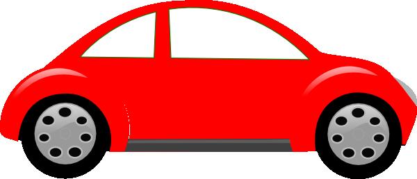 Red Vw Bug Car Toy Car Disney Cars