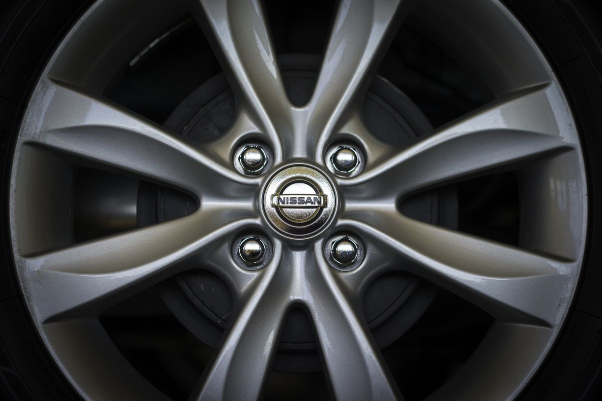 The all new 2014 nissan versa note features standard 15 inch steel wheels
