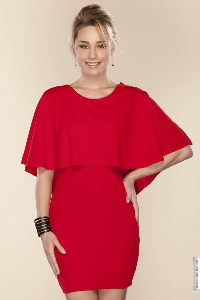 Robe rouge taille 34