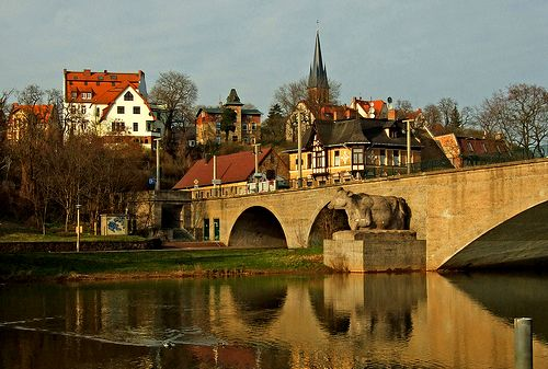 Halle an der Saale, Halle, Sachsen-Anhalt Germany