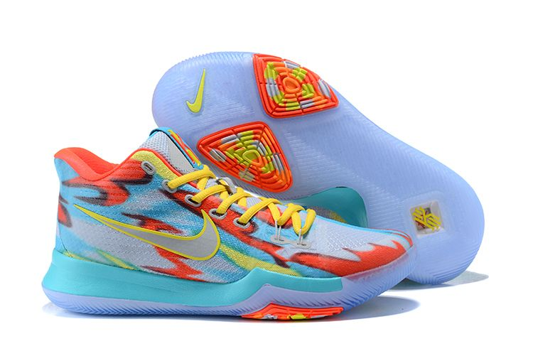 1a841201d9ce Venice Beach Nike Kyrie 3 Men s Basketball Shoes
