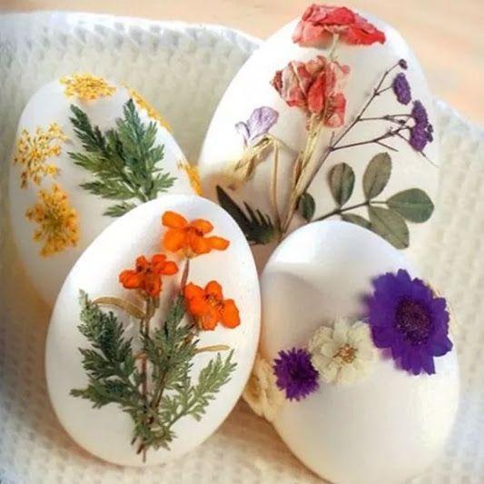 Mia Fede – Google+ | Украшение пасхальных яиц, Украшение ...