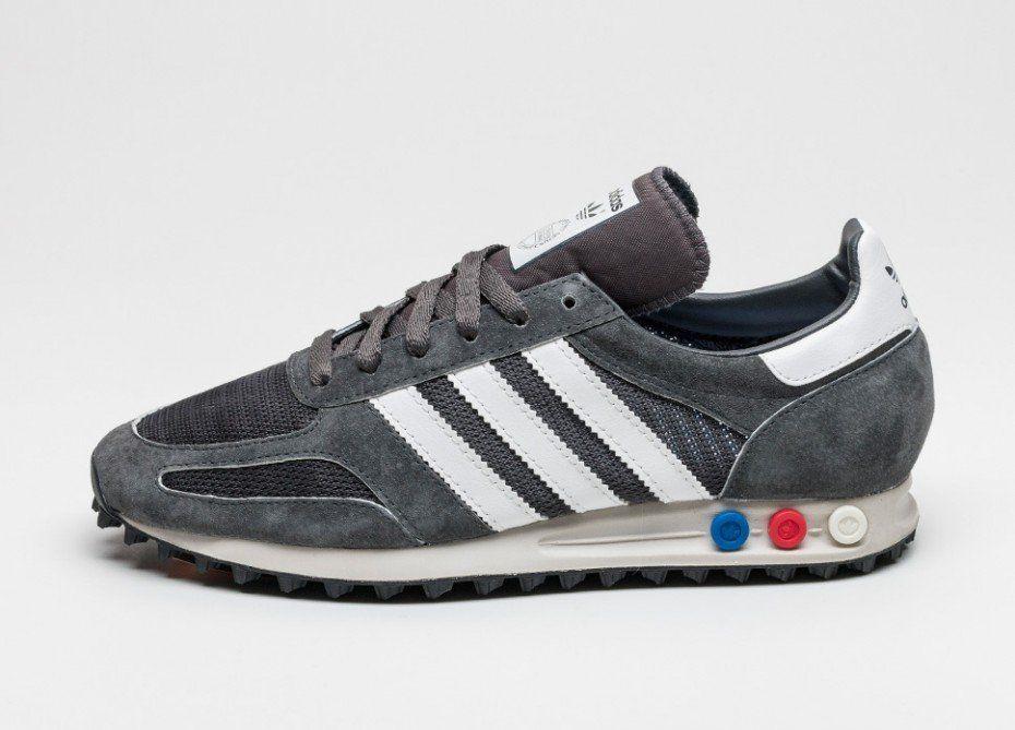 Estado col china hogar  adidas LA Trainer OG (Dgh Solid Grey / Vintage White / Dgh Solid Grey) |  Adidas, White vintage, Trainers