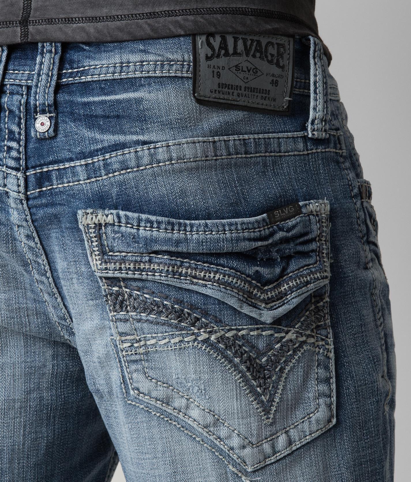 Salvage Mayhem Boot Jean Ass Jeans 2 Boots