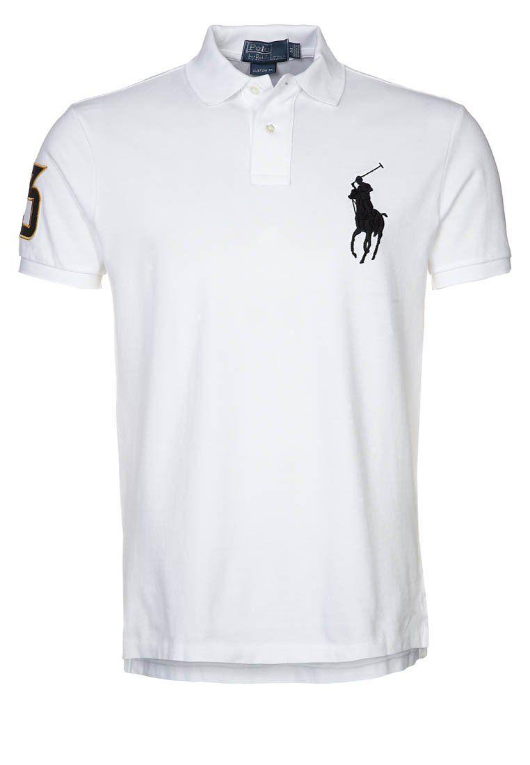 a16fb291f2a Polo Homme Zalando - Polo Ralph Lauren blanc Prix 145