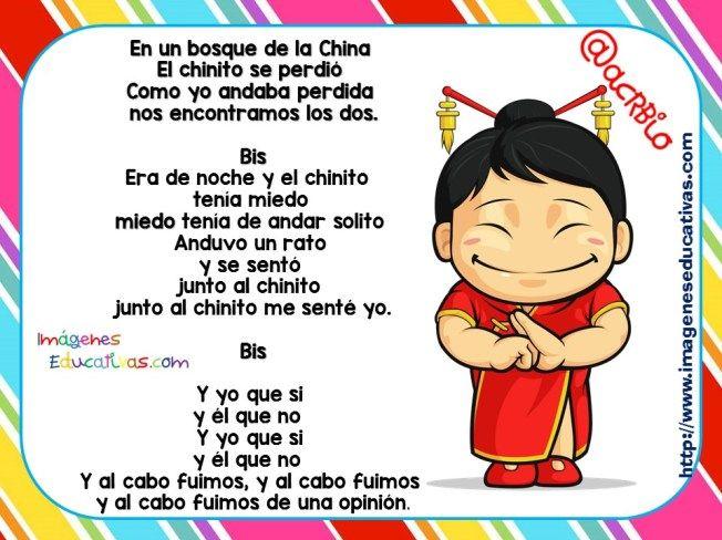 Canciones tradicionales y populares 7 material para for Actividades para jardin infantil
