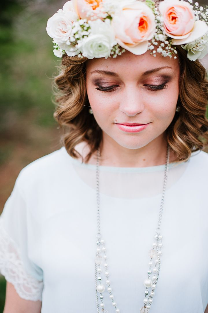 Floral Design By Erin Hair Pieces My Perfect Wedding Headpiece