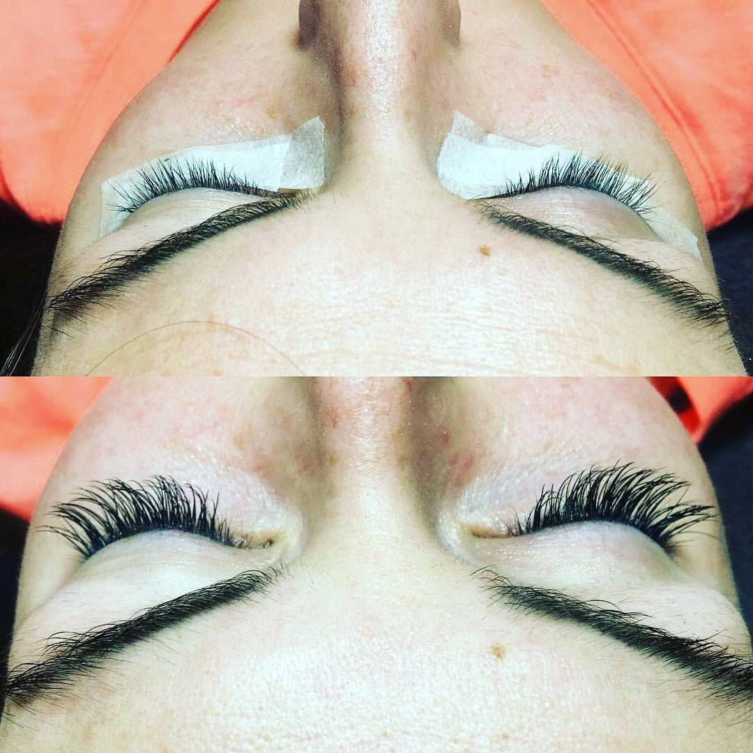 Girl those are some beautiful lashes! Lashes by Shellie