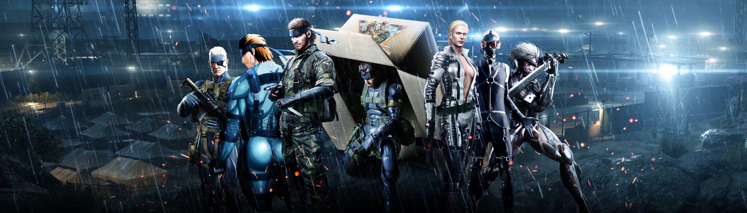 Jovem Nerd -- > Nerdcast 481 - A Cronologia Metal Gear