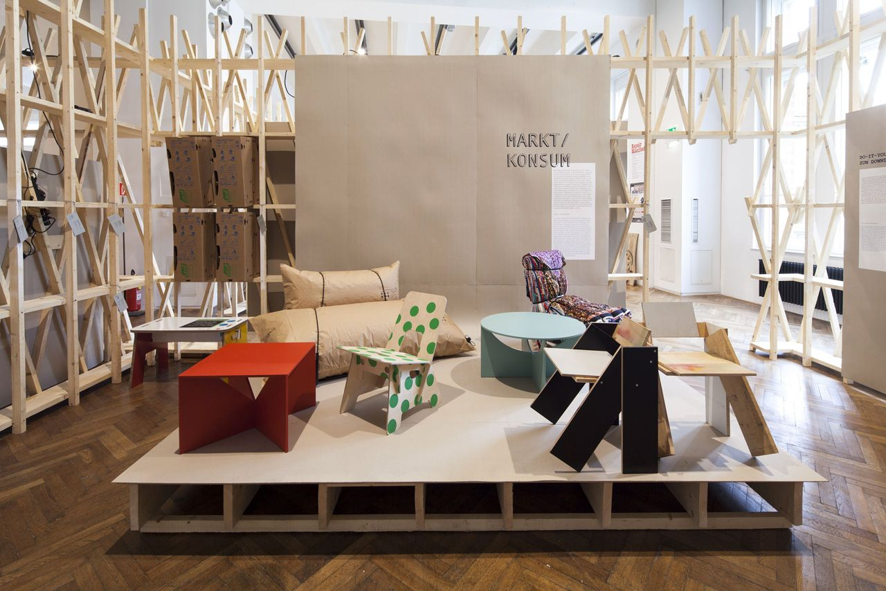 The Exhibition Nomadic Furniture At The Museum Of Applied Arts In Vien U2013  MAK, Is Based On Victor Papanek And James Hennesseyu0027s Groundbreaking DIY  Bibles: ...