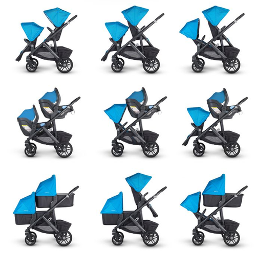 An In Depth Evaluation Of The Four Best Convertible Strollers For 2017 Britax B Ready Baby Jogger City Select Phil Teds Sport And New
