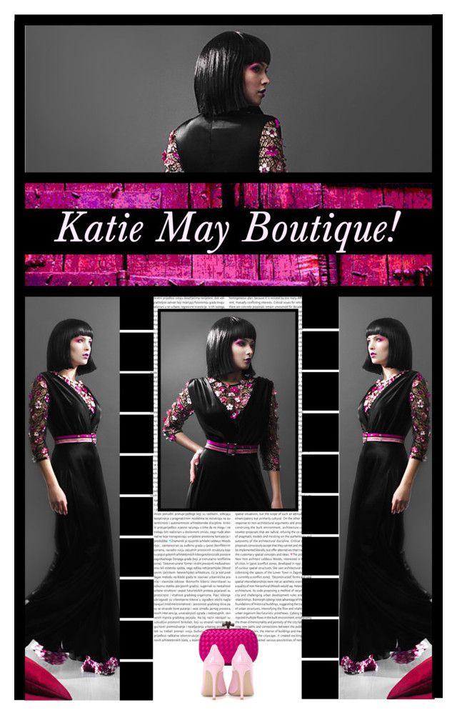 """Katie May Boutique (29)"" by irresistible-livingdeadgirl ❤ liked on Polyvore featuring Bottega Veneta, Gianvito Rossi, Pink, couture, bottegaveneta, GianvitoRossi and KatieMayBoutique"