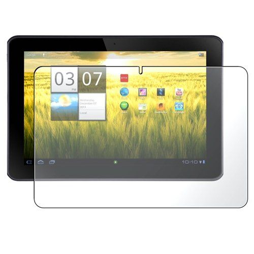 Reusable Anti-Glare Screen Protector for ACER A200 $0.39