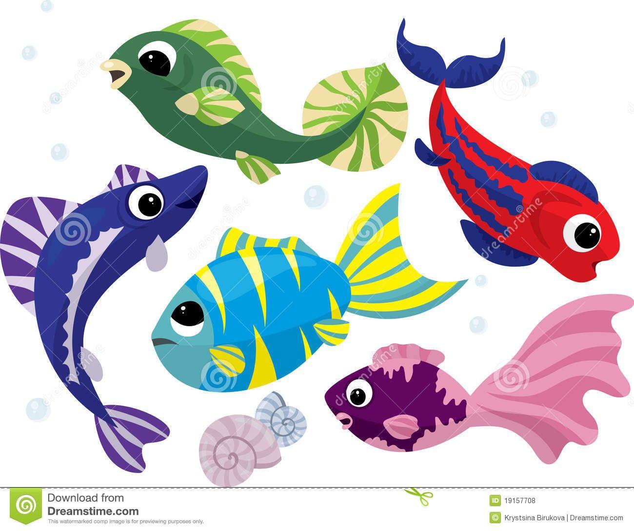 Desenhos De Peixes Coloridos Para Imprimir Desenho De Peixe