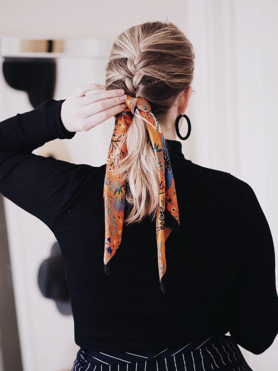 22 Ways To Wear A Hair Scarf Hair Scarf Styles Scarf Hairstyles Hair Styles