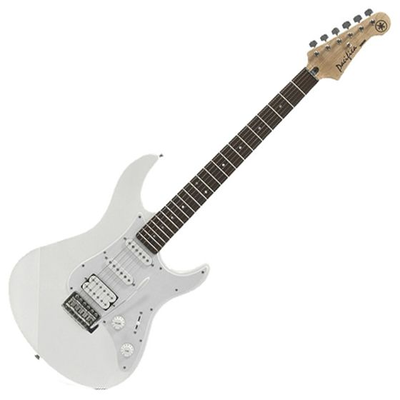 Rent To Buy Pac012 Vw Yamaha Pacifica Pac012 Electric Guitar In Vintage White Duet Shop Yamaha Guitar Guitar Fender Custom Shop