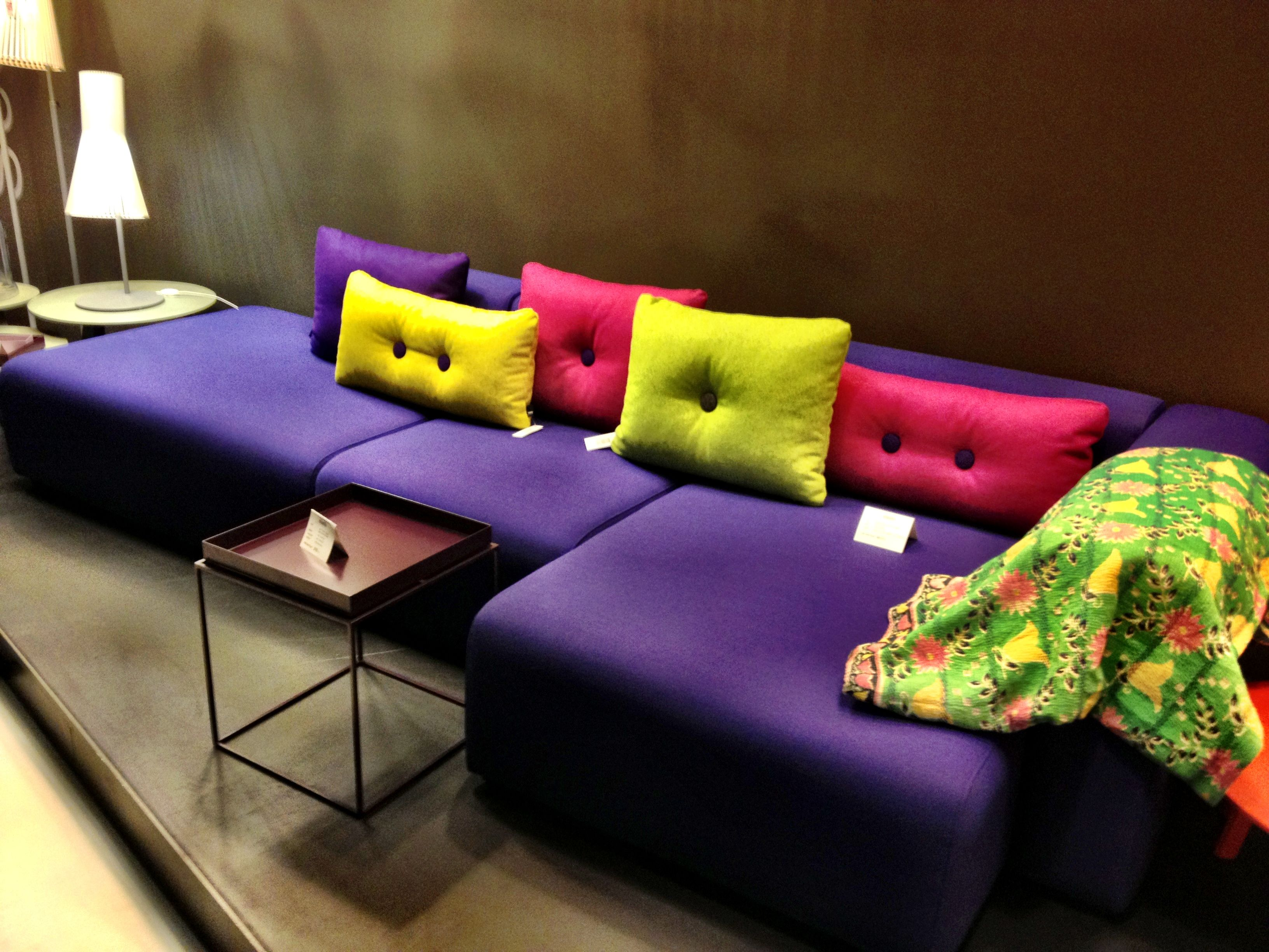 #Hay #furnitures at diseno store in december
