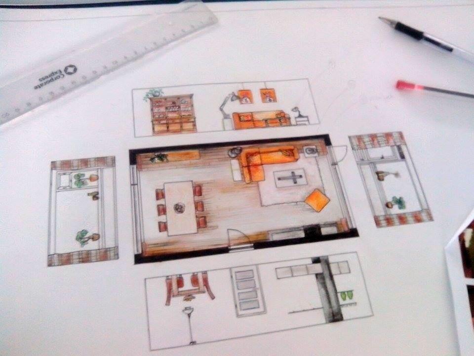 Plattegrond interieuradvies schets interieur for Interieur adviseur