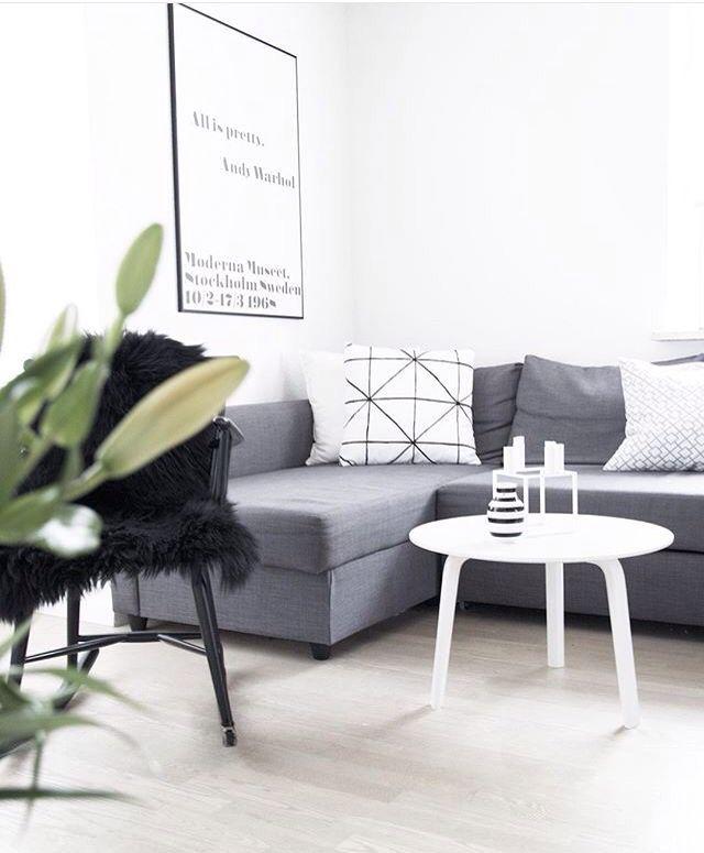 Scandinavian Family Room Inspiration Ikea Living Room Living
