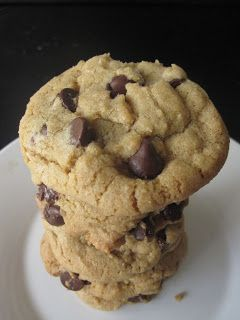 Goddess of Baking: Chocolate Chip Cookies