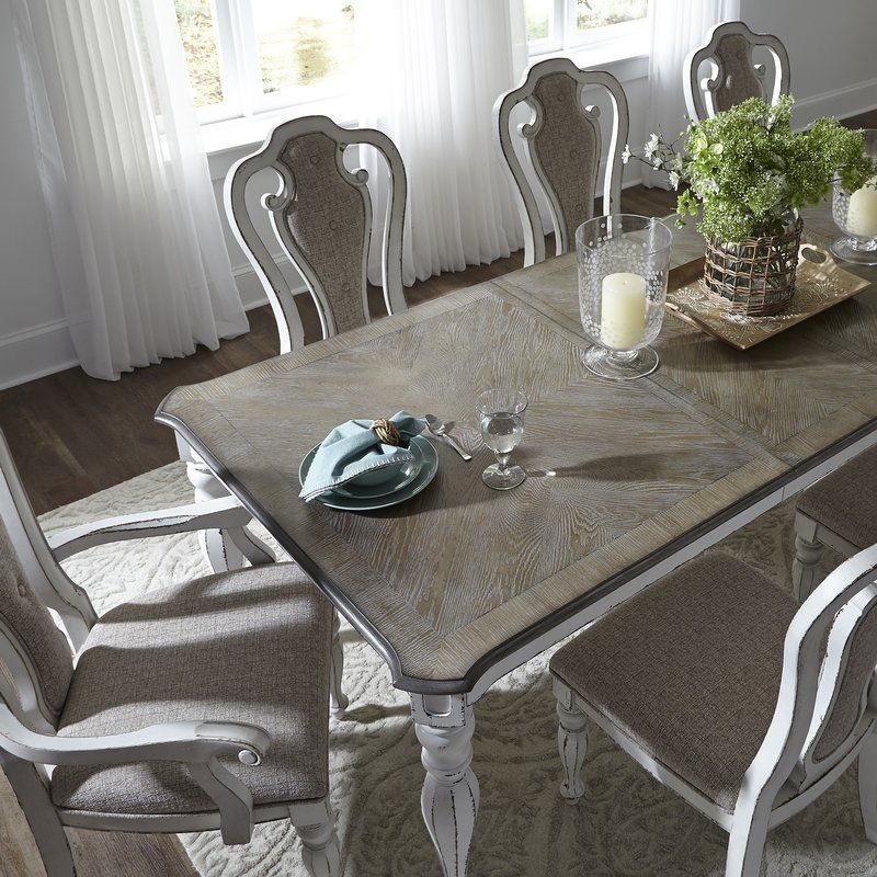Tiphaine Extendable Dining Table Reviews Joss Main Dining Table In Kitchen Dining Table Furniture
