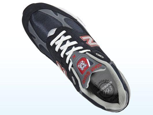 New Balance 993 MR993CGD Men's Coast Guard Shoes | Coast