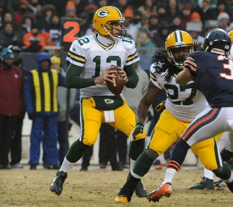 Thanks To Aaron Nfc North Champs Packers 33 Bears 28 12 29 13 With Images Packers Football Packers Packers Vs Bears