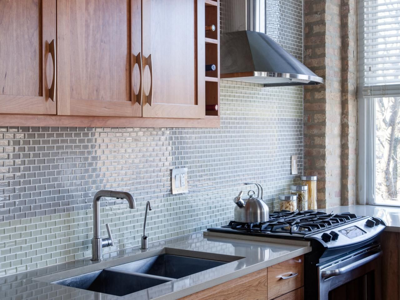 Pictures of Kitchen Backsplash Ideas From | Backsplash ideas, Hgtv ...