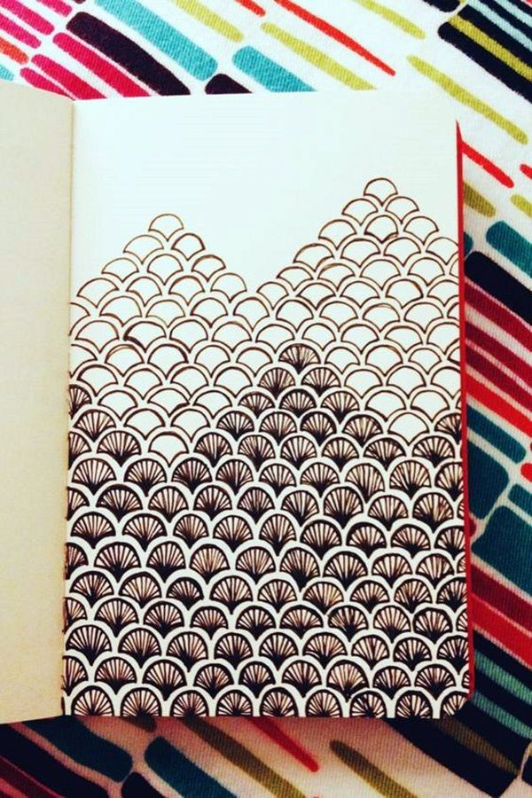40 Absolutely Beautiful Zentangle patterns For Many Uses – Bored Art