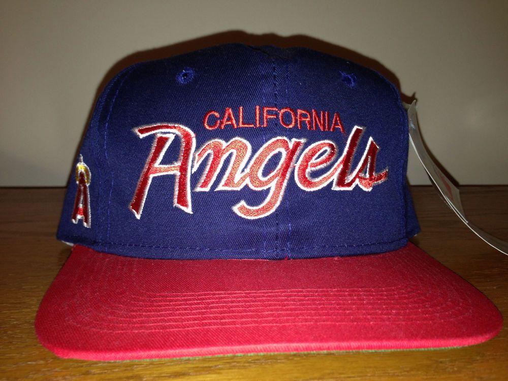 1b90f210 Vintage California Angels sports specialties snapback cap hat starter  supreme #SportsSpecialties